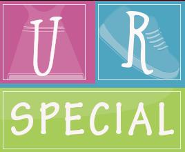 U R Special logo
