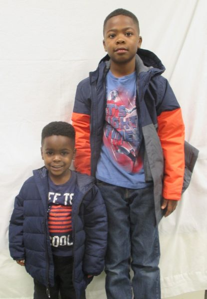 2 - Brothers in new coats