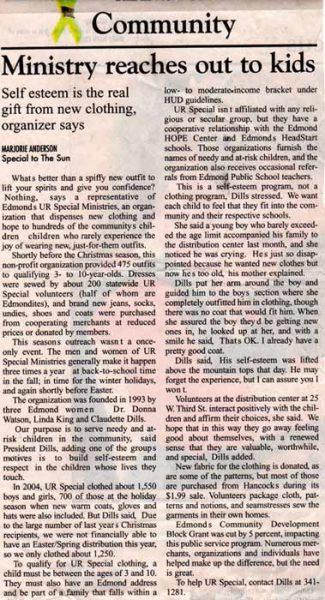 December 18 2005 Edmond Sun